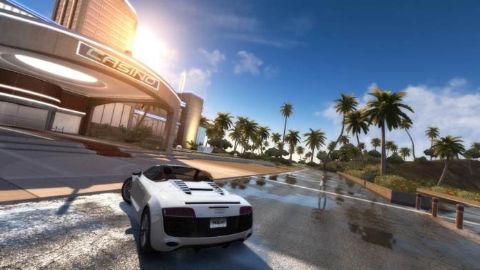 Test Drive Unlimited 2 Xbox
