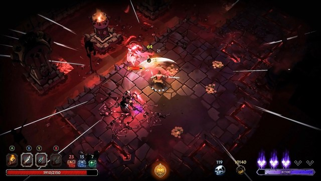 curse of the dead gods review 2