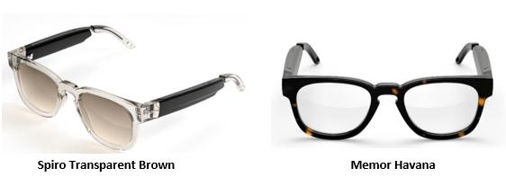 fauna audio eyewear