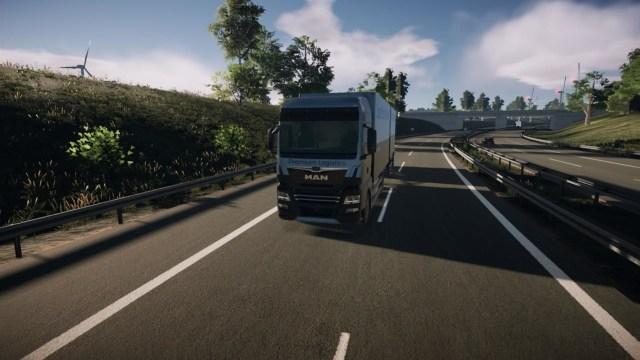 On The Road – Truck Simulator xbox