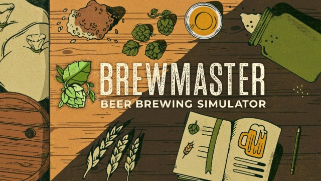 Brewmaster Logo and Keyart
