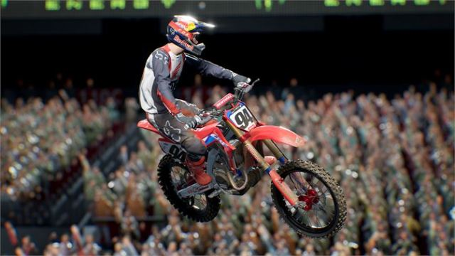 Monster Energy Supercross - The Official Videogame 4 Xbox Review