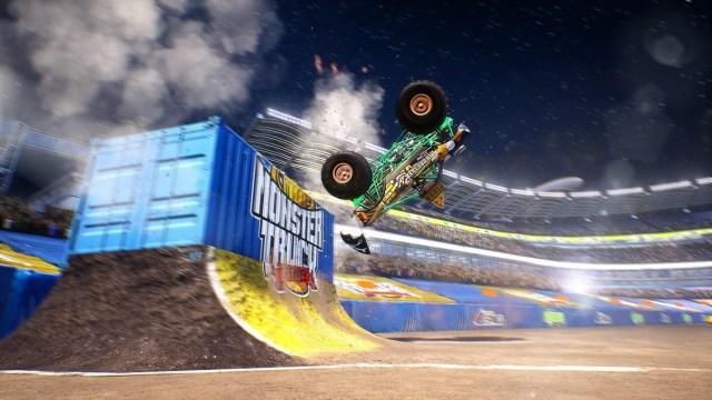 Monster Truck Xbox Series X Championship