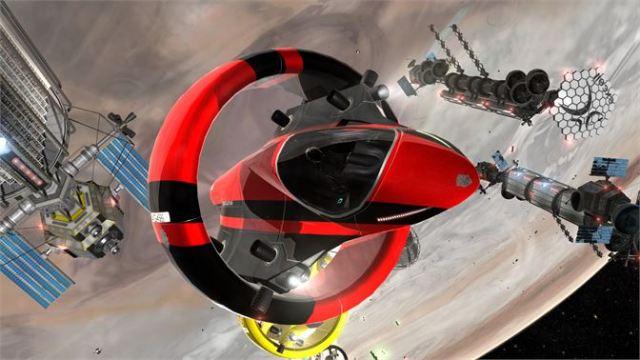 Orbital Racer Xbox Review