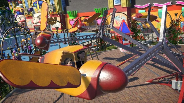 Planet Coaster: Vintage Pack Review