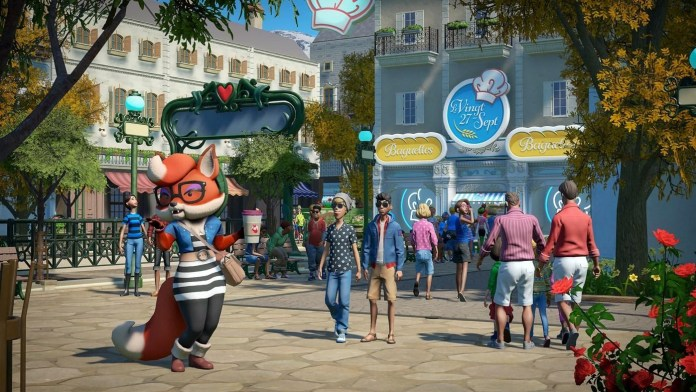 Planet Coaster: World's Fair