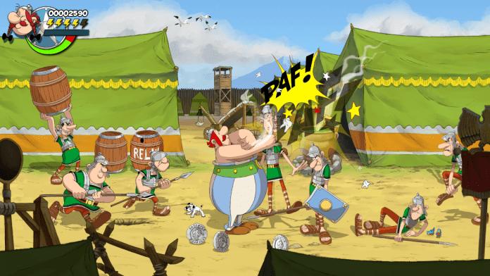 asterix and obelix slap them all