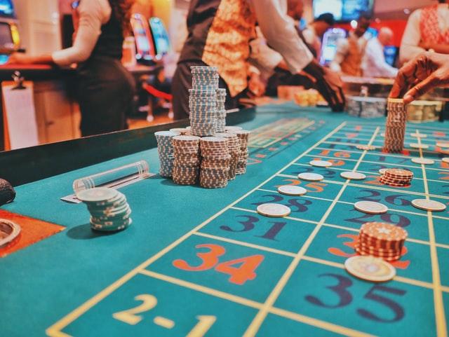 online game not casino