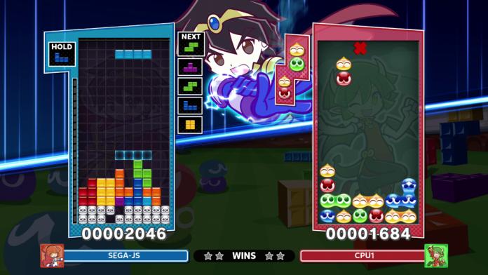 puyo tetris 2 Ragnus
