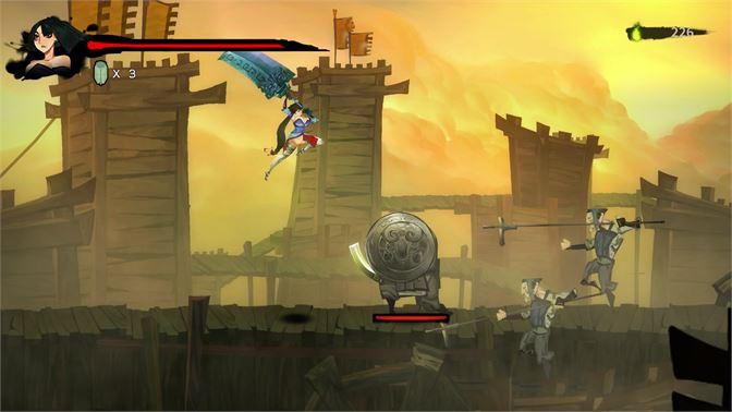 Bladed Fury Xbox