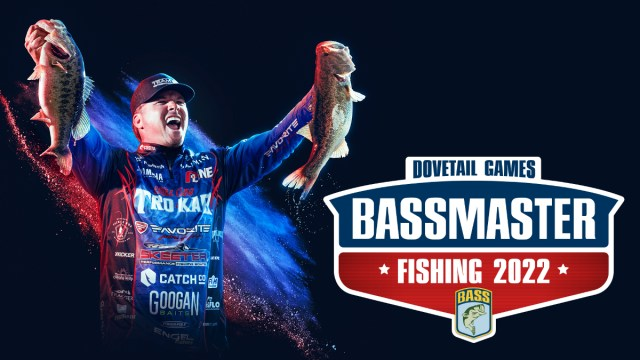 Dovetail Games Bassmaster Fishing 2022