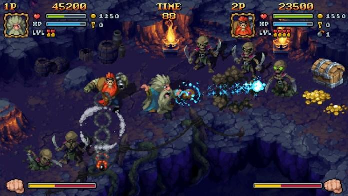 Battle Axe Game