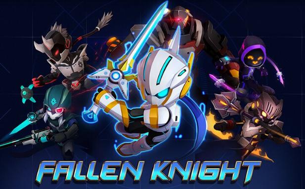 fallen knight xbox