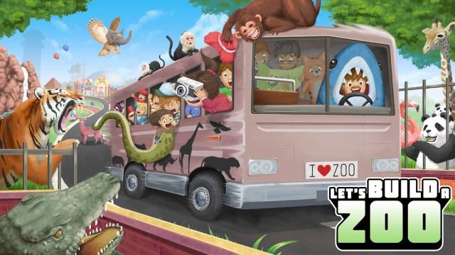 lets build a zoo keyart