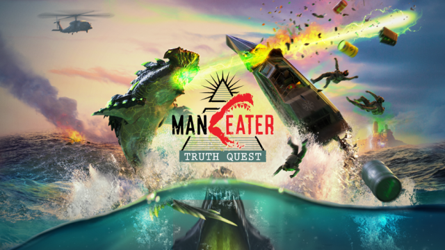 maneater truth quest dlc