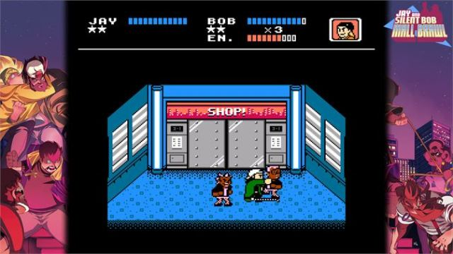 Jay and Silent Bob: Mall Brawl Review