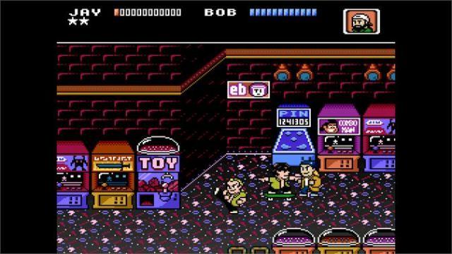Jay and Silent Bob: Mall Brawl Xbox