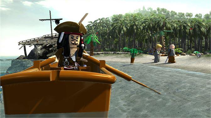 LEGO Pirates of the Caribbean Xbox 360