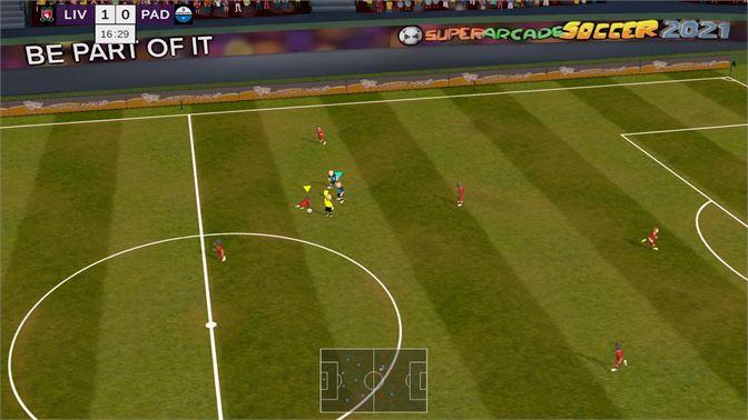 Super Arcade Soccer 2021 Review