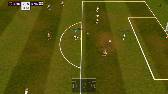Super Arcade Soccer 2021 Xbox Series X