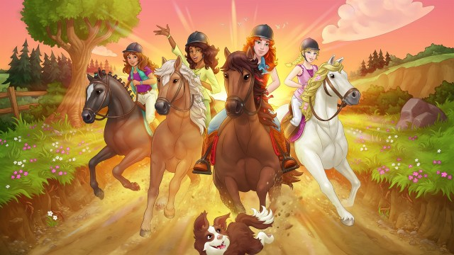 horse club adventures xbox 1