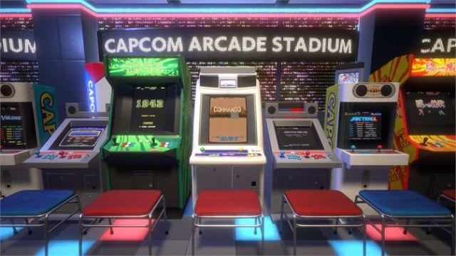 Capcom Arcade Stadium