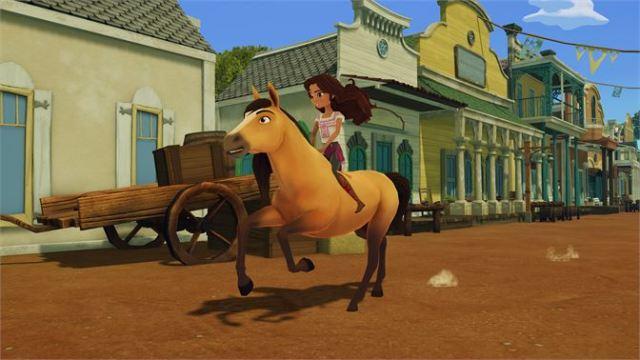 DreamWorks Spirit Lucky's Big Adventure Review
