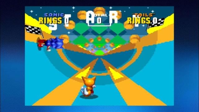 Sonic Minigames