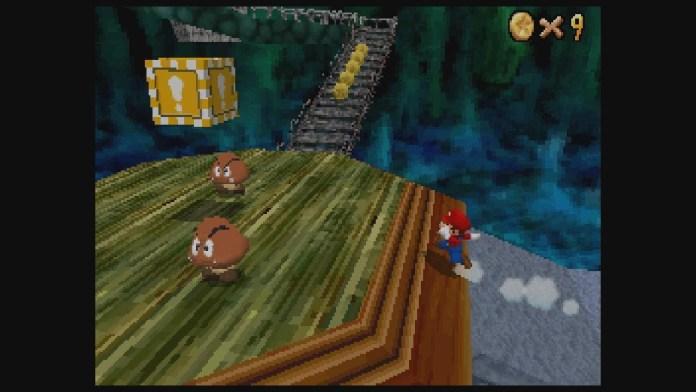 Super Mario 64 1996