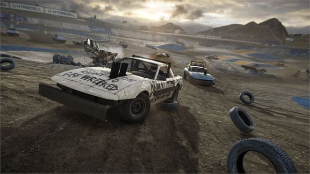 Wreckfest Xbox