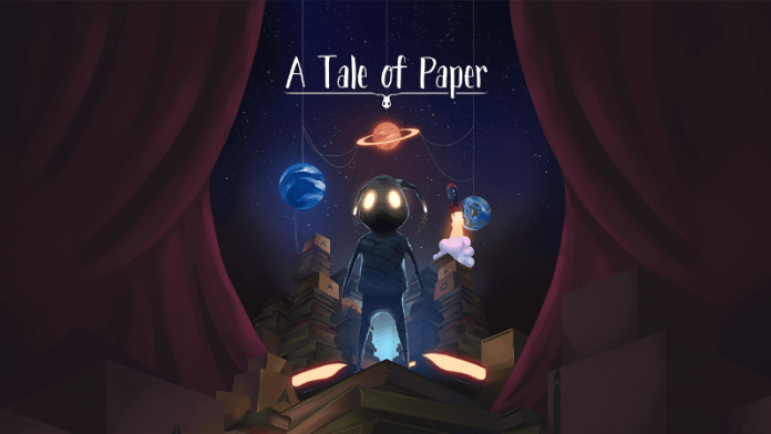 a tale of paper xbox