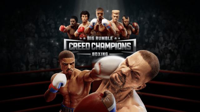big rumble boxing