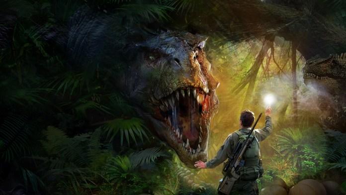 carnivores dinosaur hunt xbox