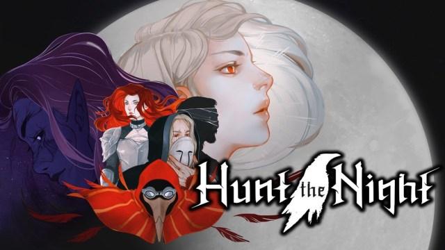 hunt the night keyart