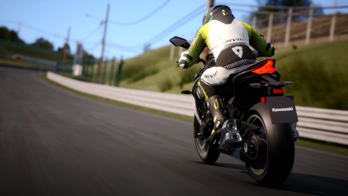 ride 4 power naked