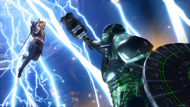 Marvels Avengers SuperAdaptoid