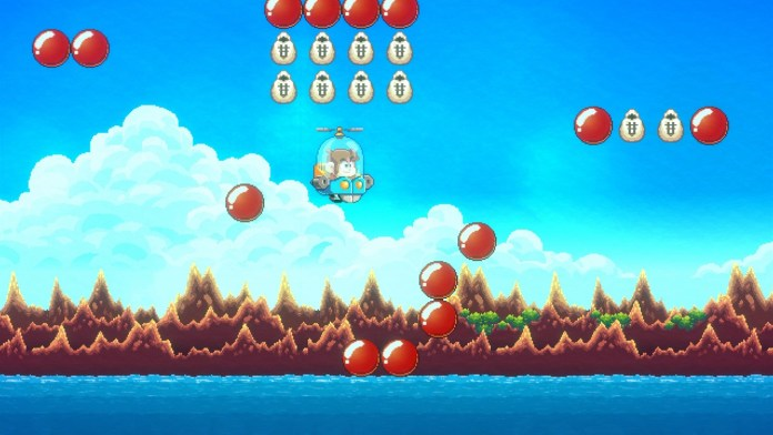 alex kidd in miracle world dx xbox review 3