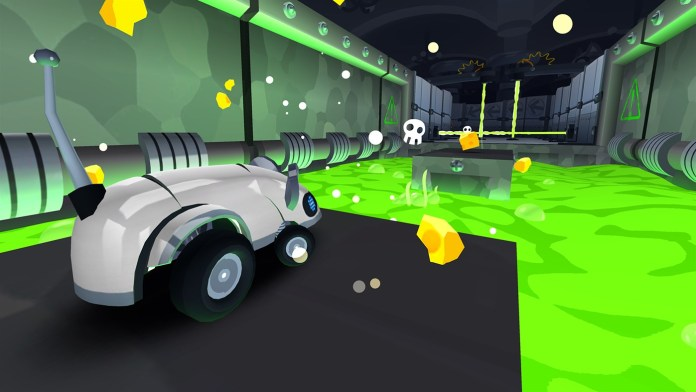 MouseBot Escape from CatLab Xbox