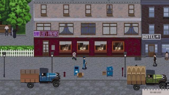 Whiskey Mafia Franks Story Xbox-game