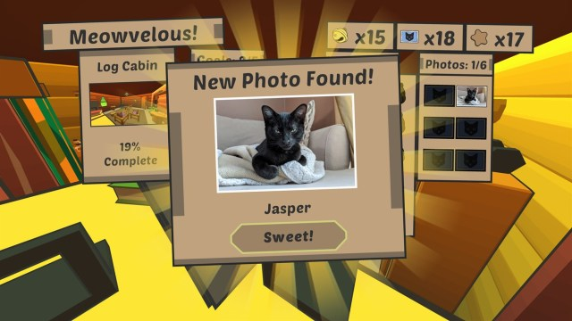 catlateral damage remeowstered review 4