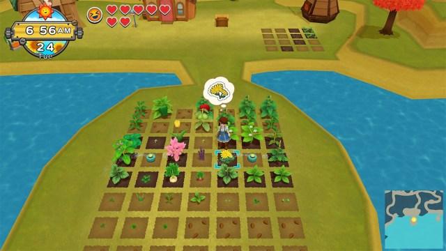 harvest moon one world xbox