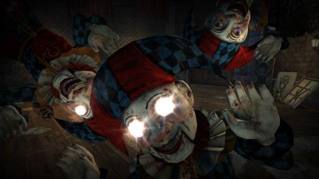 rise of nightmares xbox 2