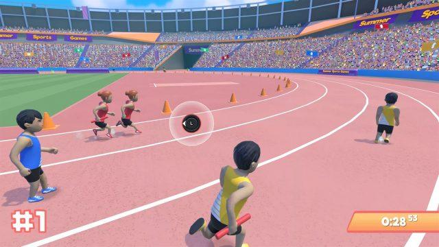 summer sports games 4k edition