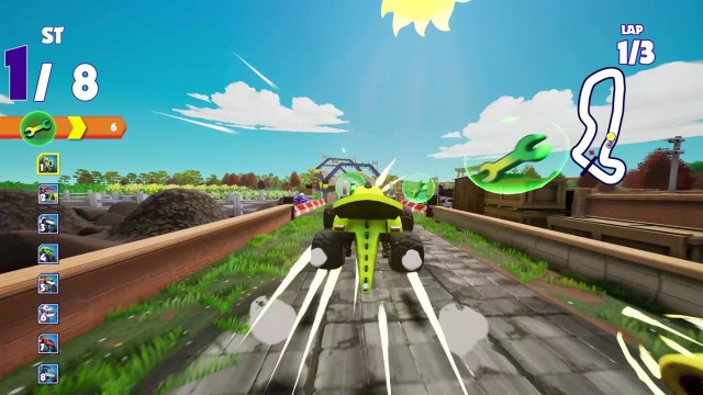 blaze and the monster machines review 2