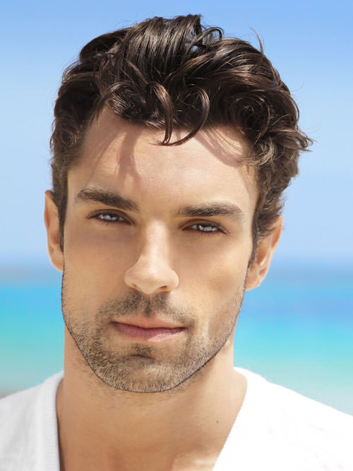 Hairstyles For Men With Thick Hair The Xerxes
