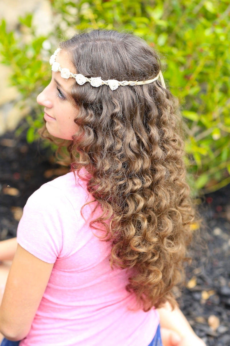 Top 10 Curly Hairstyles For Kids The Xerxes