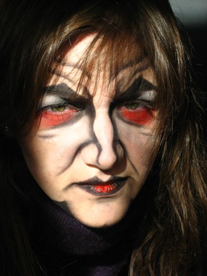 witch halloween makeup ideas the xer
