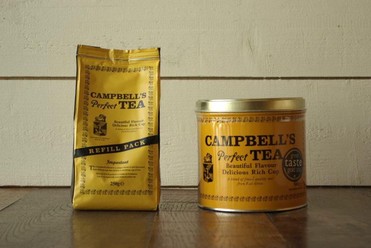 CAMPBELL'S Perfect TEA キャンベルズ・パーフェクト・ティー