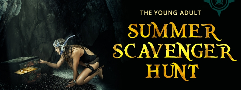 The YA Summer Scavenger Hunt (free books and giveaways!)