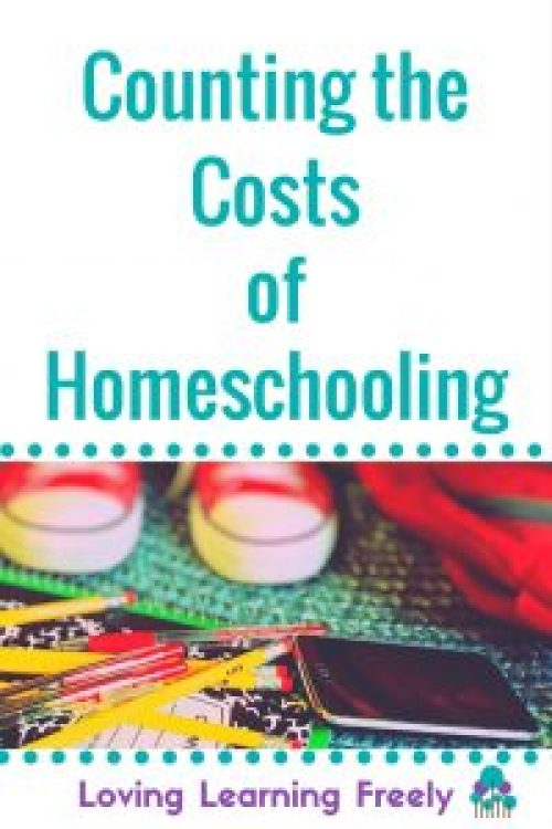 The Costs of Homeschooling